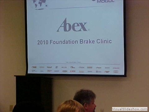 Foundation Air Brakes/Wheel End Clinic 004S