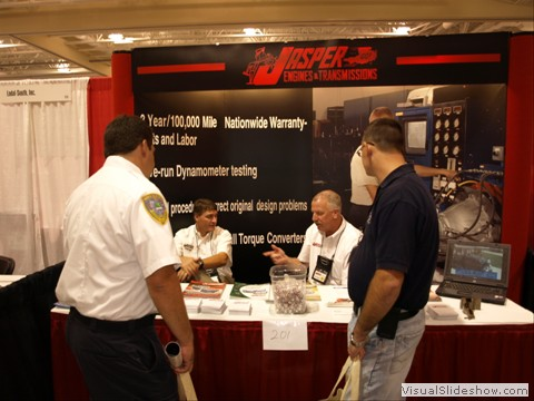 SGFMA Annual Meeting and Equipment Show 0429
